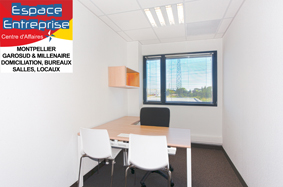 location bureau 20 montpellier
